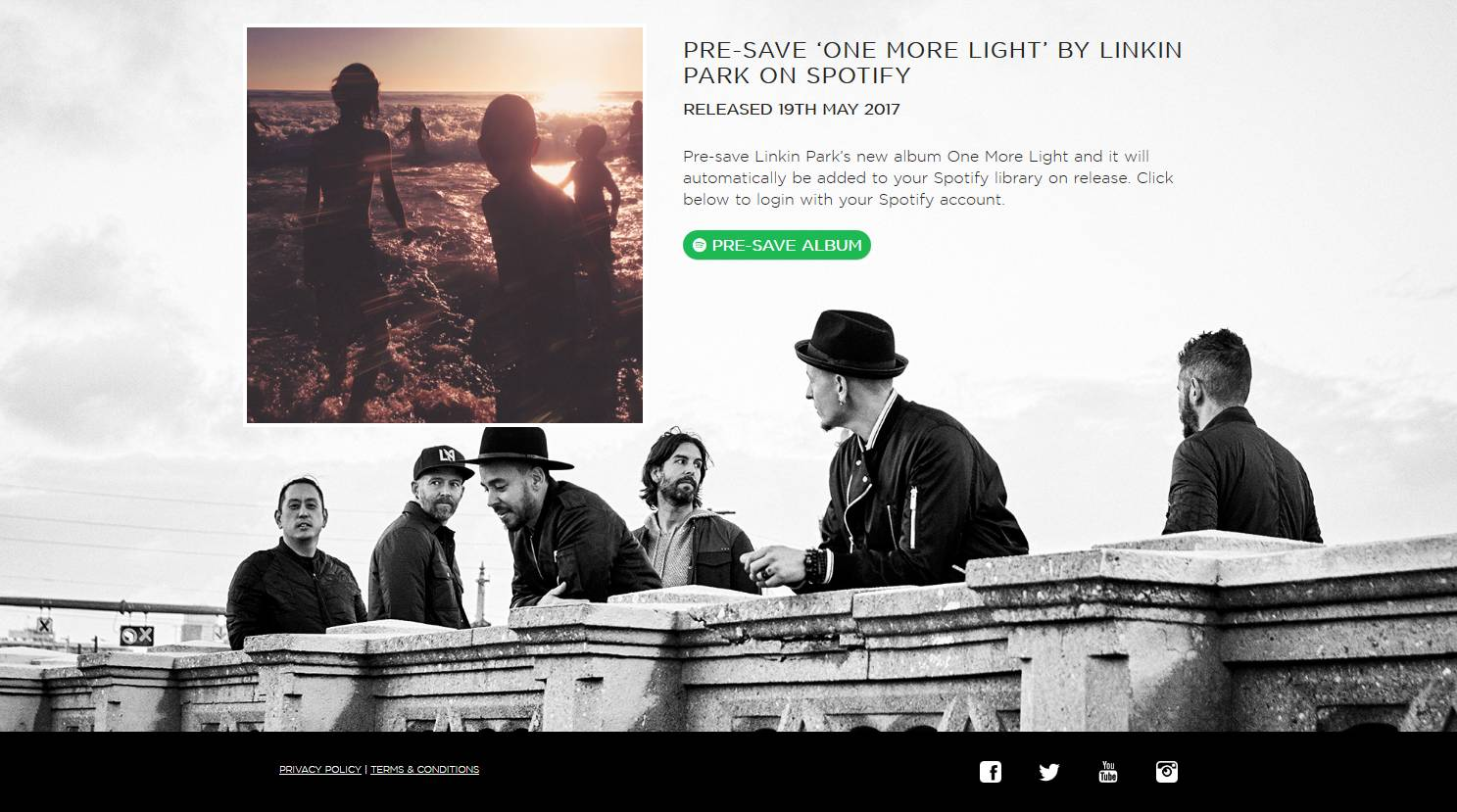 LINKINPARK Pre-Save for Spotify, LINKINPARK Presave For Spotify, LINKINPARK Spotify Pre-Save